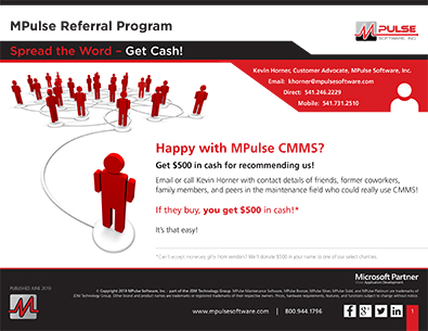 MPulse Referral Program